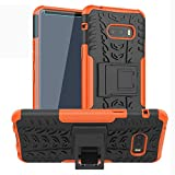 LG G8X ThinQ Case, with HD Screen Protector, SKTGSLMY
