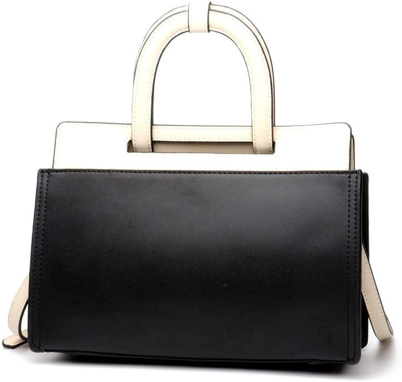 Ladies Handbag Women's Purses, Shoulder Bags, Leather Briefcase Handbags (color   B)