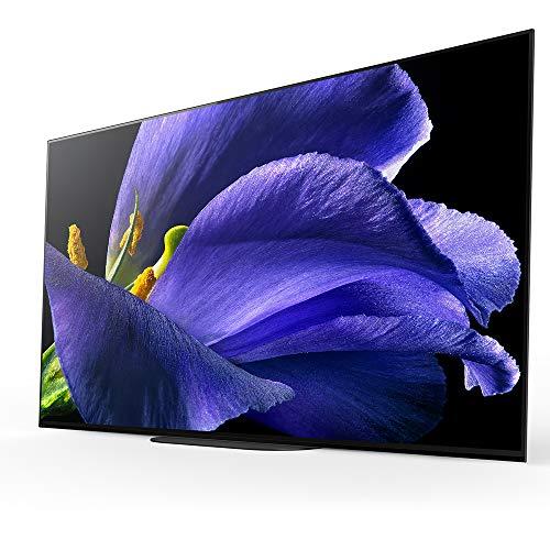 ソニー55V型有機ELテレビブラビアKJ-55A9G4Kチューナー内蔵AndroidTV機能搭載WorkswithAlexa対応2019年モデル