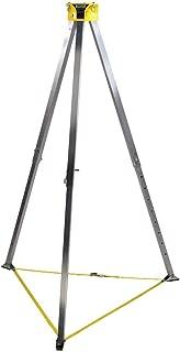 MSA 10102002 Workman Aluminum Tripod, 8' Height