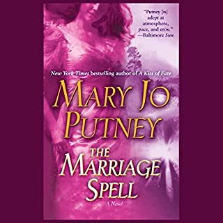 The Marriage Spell audiobook cover art