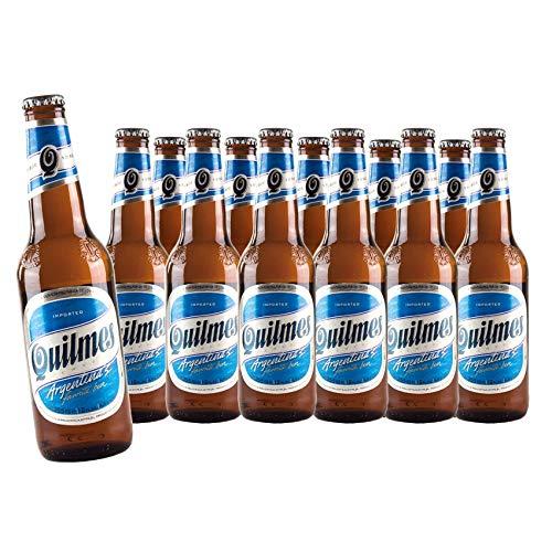 Bier Quilmes 24x34cl (Box 24 Flaschen)