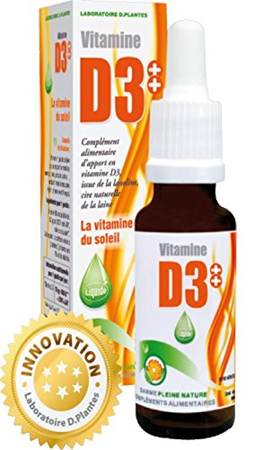 Vitamina D3 aceite – 20 ml