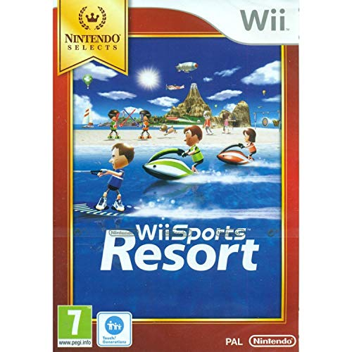 Nintendo Wii Wii Sports Resort (Eu)