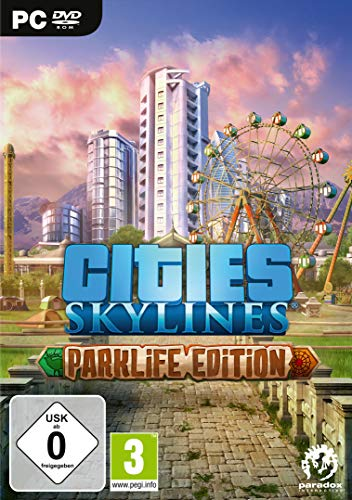 Cities: Skylines - Parklife Edition. Für Windows 7/8/10