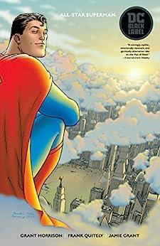 All-Star Superman by [Grant Morrison, Frank Quitely]