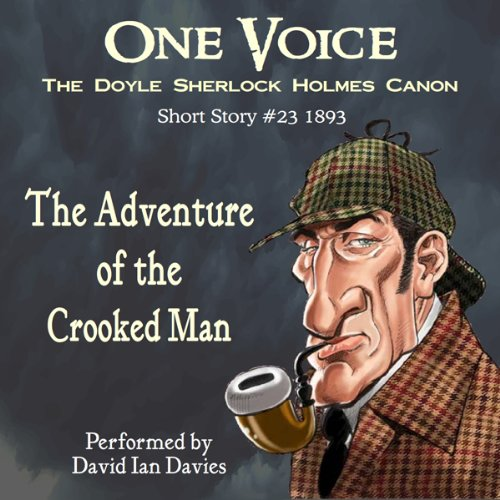 The Adventure of the Crooked Man audiobook cover art