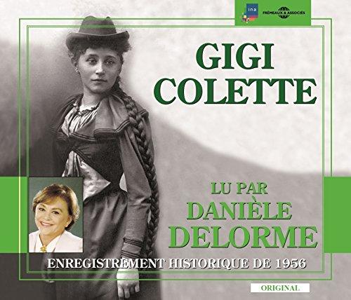 Gigi audiobook cover art