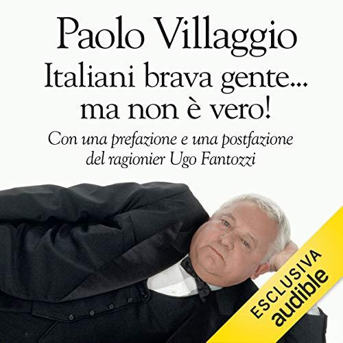 Italiani brava gente... ma non è vero! copertina