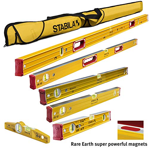 Stabila Magnetic Level Kit Set Review