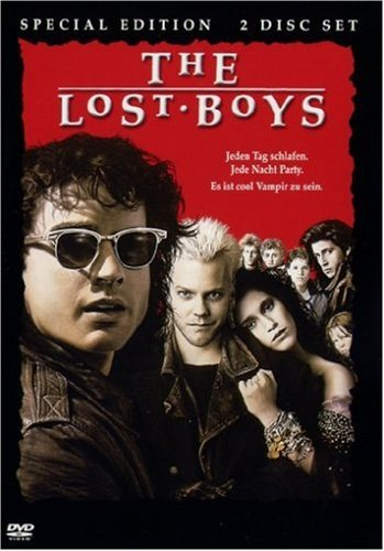The Lost Boys [Alemania] [DVD]