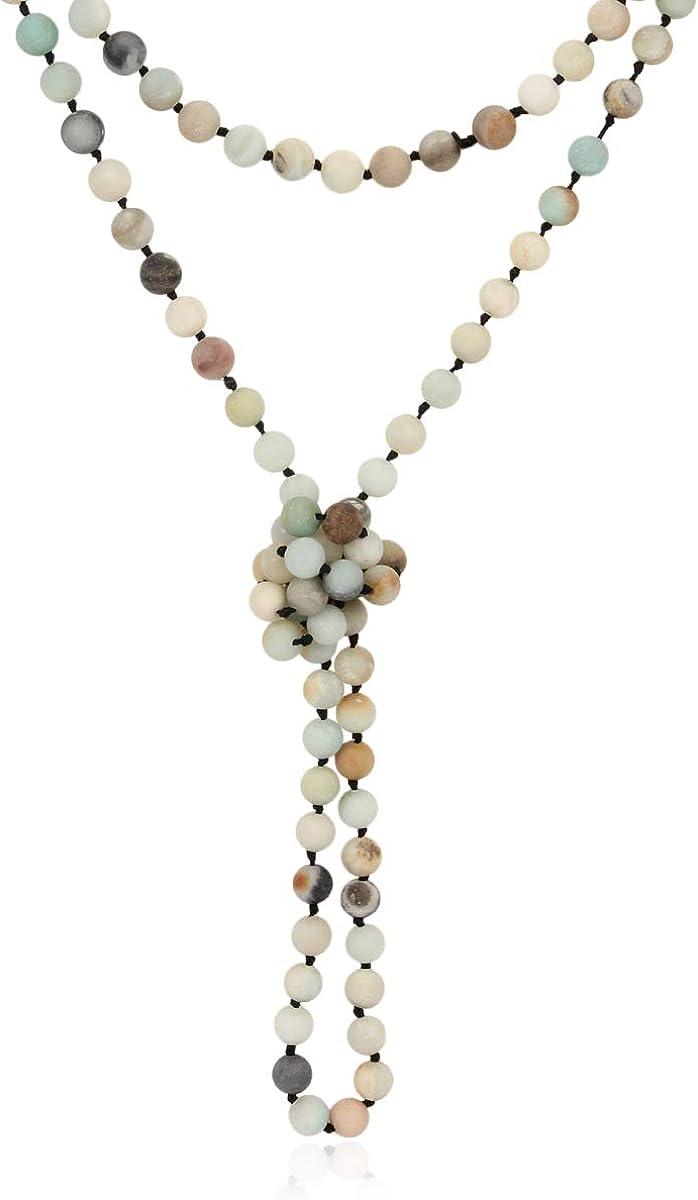 RIAH FASHION National products Ranking TOP15 Bead Strand Versatile 60