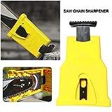 Gorgeousy Kit d'affûtage de chaîne pour tronçonneuse à chaîne PowerSharp pour chaîne de scie, résistant spécial à la Corrosion et à la Corrosion