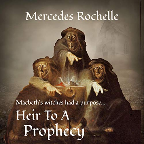 Heir to a Prophecy audiobook cover art