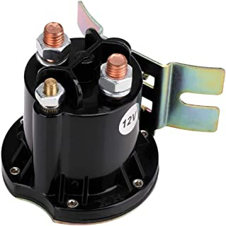 12V Starter Solenoid Relay Replacement # 634-1261-212 Intermittent Duty Contactor 3 Terminals Current 150A Max 800A with N...