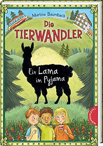 Die Tierwandler 4: Ein Lama im Pyjama: Magische Abenteuergeschichte (4)