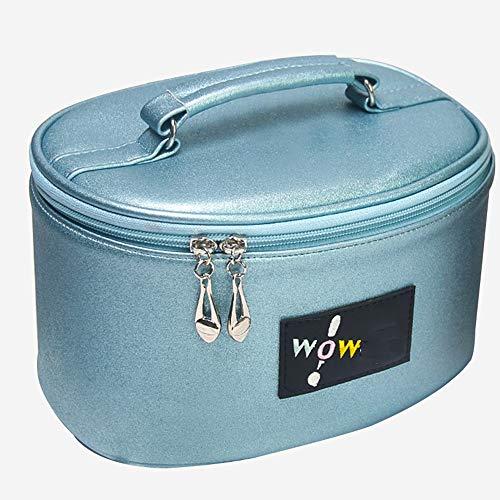 YUMEIGE Kosmetische Aufbewahrungsbox Make-up-Tasche, lustige Karikatur-kosmetische Beutel, kosmetische Handtasche, wasserdichte Bürste Aufbewahrungstasche, Frauen, Mädchen Handtasche, geeignet for ver