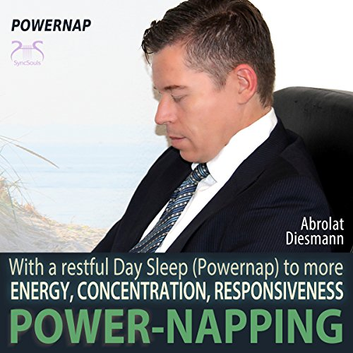 Power-Napping cover art