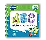 Vtech 80-480604 - Magibook - Lernstufe 2 - Alphabet Abenteuer -
