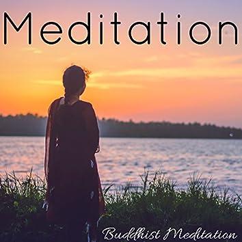 Meditation: Buddhist Meditation, Yoga Class, Total Relax, Zen Music, Sleep Well Relaxing Music