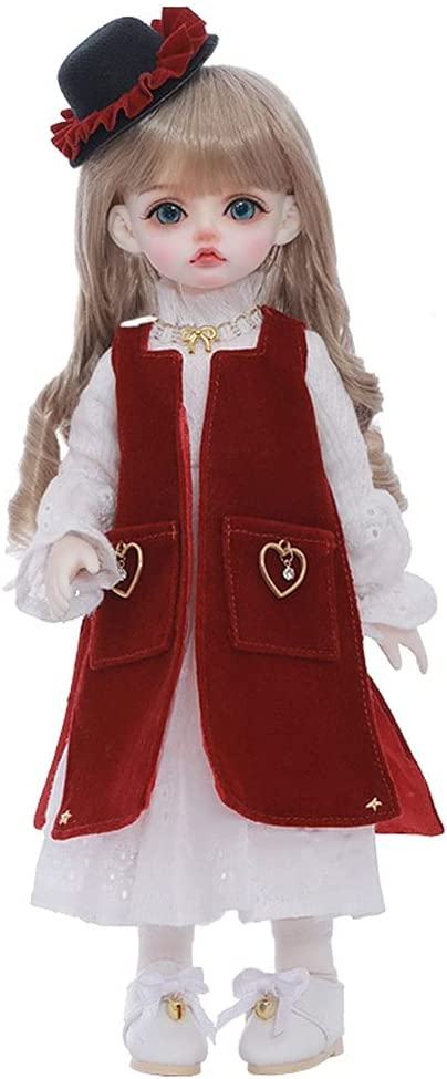 Fashion TN Studio BJD Doll 10 Inch 1 6 SD Years 7 Dolls 4 5 Limited price Age for 3