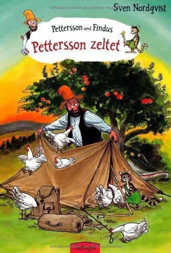 Pettersson zeltet von Sven Nordqvist (1. Februar 1993) Gebundene Ausgabe