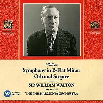 Walton: Symphony No. 1 & Orb and Sceptre