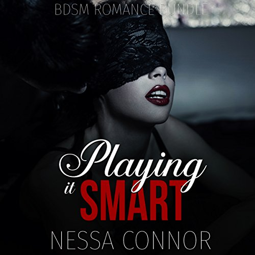 Playing It Smart audiobook cover art