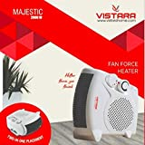 2000W Quite Performance Room Heater Blower Heat Convector Portable fan