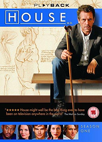 House-Series 1 [Reino Unido] [DVD]