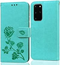 KINGCOM-Wallet Cases - Phone Case For Fundas for Lenovo A5000 A6000 A7000 A6010 A6020 A7020 A7010 Plus K10e70 P1ma40 K10A40 K33a42 Flip Leather Case Cover (Rose(Green) Lenovo A7000)
