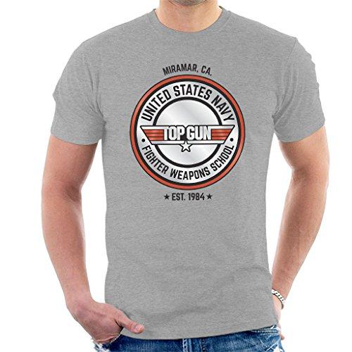 Top Gun Fighter Weapon School Men's T-Shirt