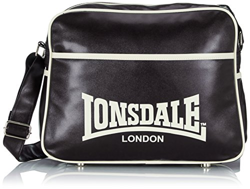 Lonsdale London Borsa Messenger 110071-1000-0 Nero