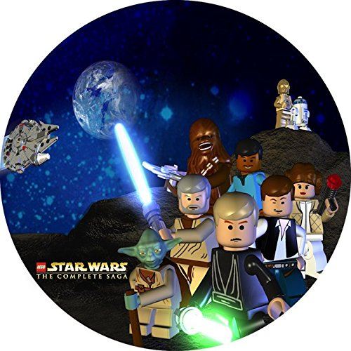 Disque Comestible Azyme Lego Star Wars