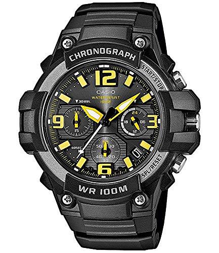 Casio Reloj Analogico para Hombre de Cuarzo con Correa en Resina MCW-100H-3AVEF