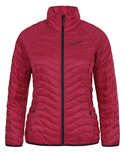 Icepeak Damen Jacket Gala, Hot Pink, 38