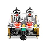 ROUHO Amplificador Fever 6J3 Preamplificatore valvolare Mini preamplificatori Scheda Audio Preamplificatore Bile Buffer Amplificatore di Potenza Professionale