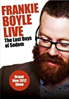 Frankie Boyle - Live - The Last Days of Sodom