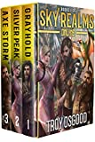 Sky Realms Online Books 1-3: A LitRPG Series Box Set (English Edition)