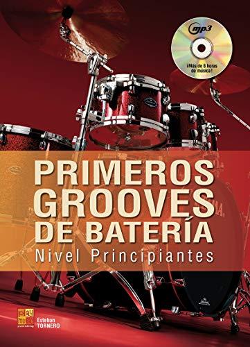 Primeros grooves de batería - 1 Libro + 1 CD