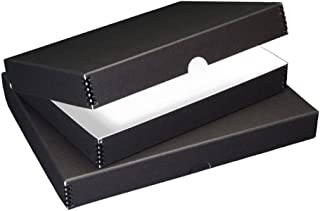 Lineco Archival Folio Box Blk 13.5X19.5X1.75