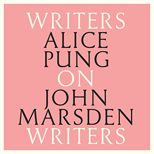 Alice Pung on John Marsden audiobook cover art