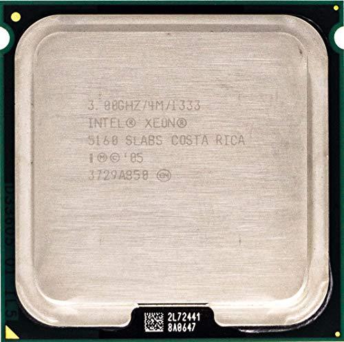 Prozessor CPU Intel Xeon 51603GHz 4MB FSB 1333MHz LGA771Dual Core SLABS