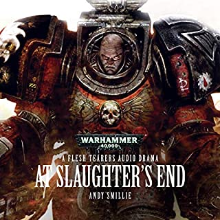 At Slaughter's End audiobook cover art