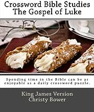Crossword Bible Studies - The Gospel of Luke: King James Version