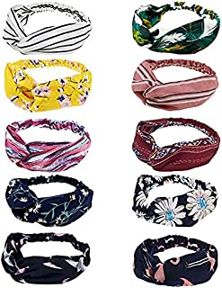 Best stretchy elastic headbands Reviews