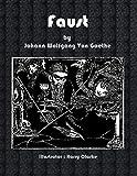Faust by Johann Wolfgang Von Goethe.: Illustrator: Harry Clarke.