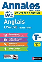 Annales BAC 2021 Anglais Terminale - Corriges