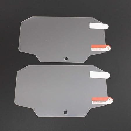 Nano 9 H Protection d/'écran Screen Protector Autocollants l/'original KAWASAKI 636 2013+