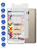 Todotumovil Protector de Pantalla OnePlus 3T de Cristal Templado Vidrio 9H para movil